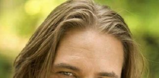 Josh Holloway Celebrity Men with Long Hair