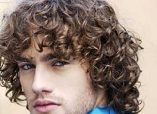Best Curly Hairstyle Men