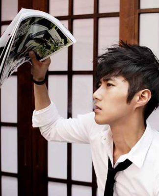 Korean Hairstyle 2014 Male