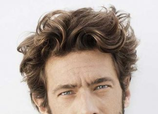 Haircuts for Men with Wavy Hair