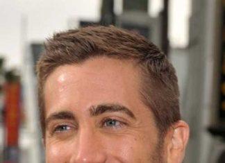 Jake Gyllenhaal Hairstyles for Short Hair Men