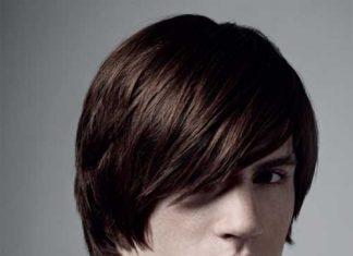 Straight Hair for Men