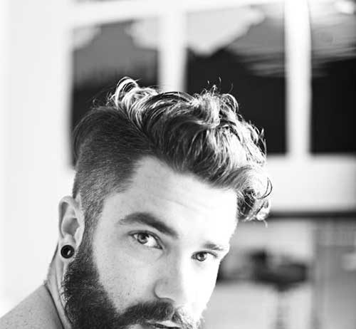 Cool Hairstyles for Thick Wavy Hair Men