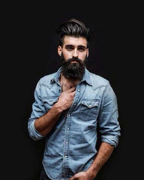 stylish hair style for men 50 trendy hairstyles for mens hairstyles 2018 8442 | Hipster Styles for Men Hair