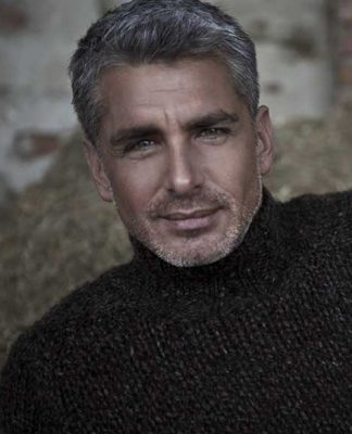 Laurence Nicotra Old Mens Hairstyle