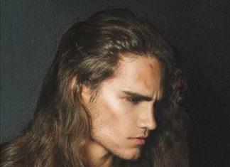 Douglas Hickmann Long Hairstyle Men
