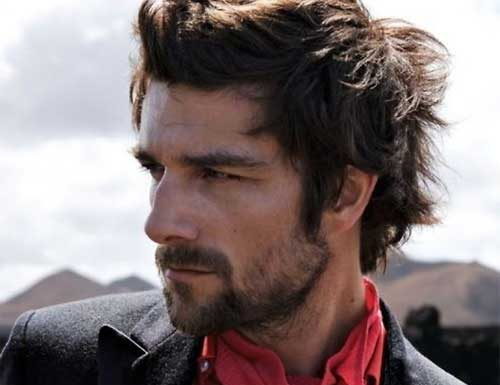Best Trendy Medium Length Hairstyles for Men