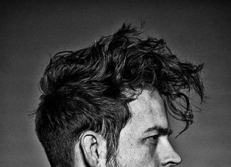 Andrew Carruthers Messy Hairstyles Men