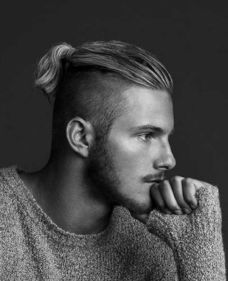 Best Shaved Sides Hairstyles Men 2015