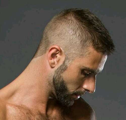 Short Army Haircuts For Men 36