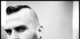 Side Shaved Mohawk Stlyes for Men