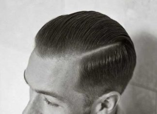 Slickback Hair Styles for Men