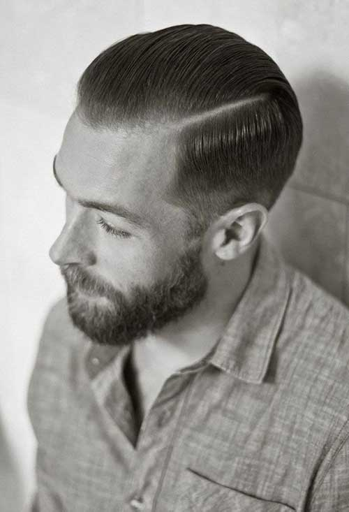 10 Slick Hairstyles For Men Mens Hairstyles 2018
