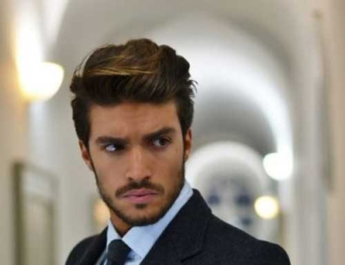 Latest Sophisticated Hairstyles for Men