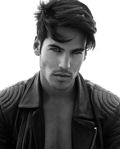 mens black hair styles 20 haircuts for mens hairstyles 2018 7424
