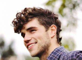 Mens Curly Hairstyles Mens Hairstyles - Hairstyle boy curly