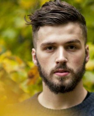 Mens Short Fade and Side Hairstyles