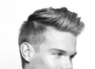 Easy Long Top Hairstyles for Men