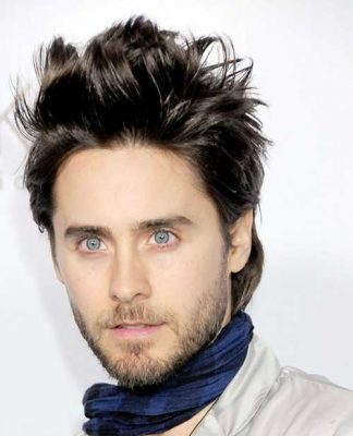 Jared Leto Male Celebrities Hairstyles
