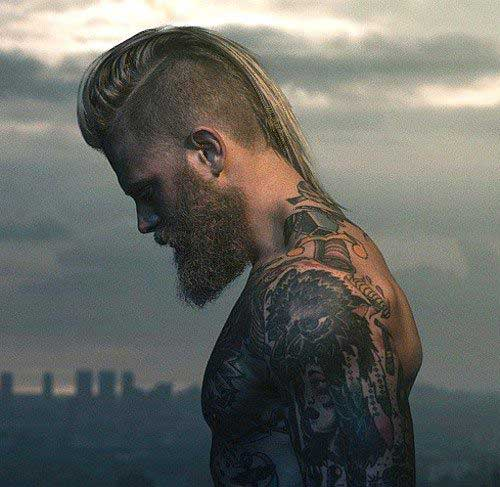 25 Mohawk Haircut Style For Men The Best Mens
