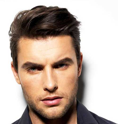 Hairstyles Guys Thin Hair Mens