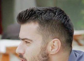 Mens Faded Haircuts Styles