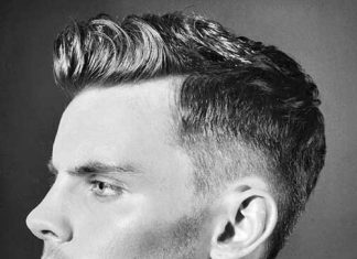 Cool Mens Hairstyles Short Back And Sides