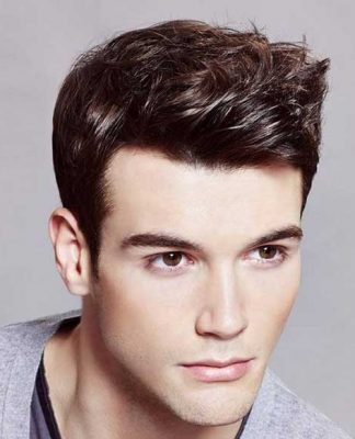 Popular Men Spiky Hairstyles