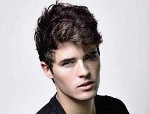 20 Curly Hairstyles For Boys