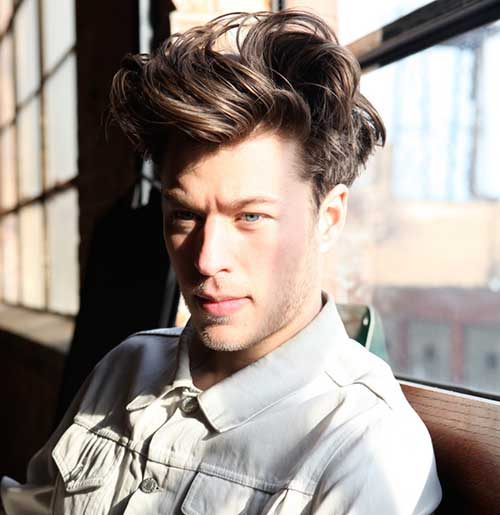 Cool Messy Hairstyles For Men The Best Mens Hairstyles