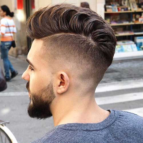 Popular Haircuts for Guys | Mens Hairstyles 2018