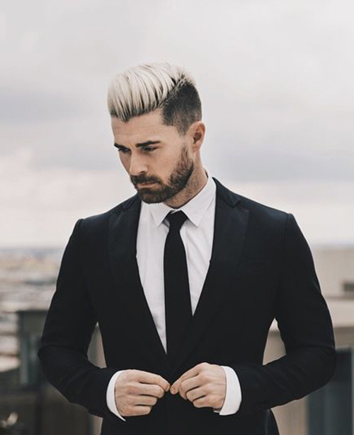 25+ Cool Hairstyle Ideas for Men | The Best Mens ...