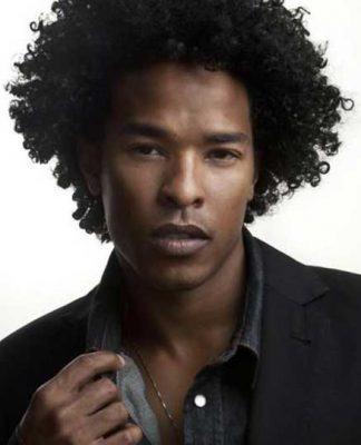 African American Men Curly Hairstyles