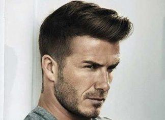Best David Beckham Hair 2015