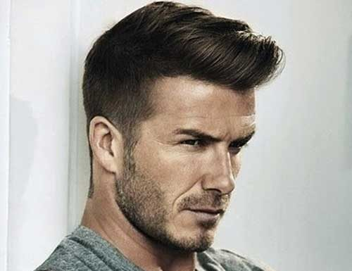 Best David Beckham Hair 2015