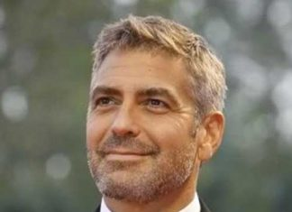 Best George Clooney Short Hair