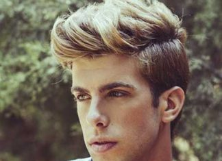 Haircuts for Guys with Thick Blonde Hair