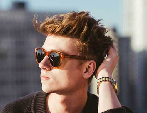 Best Haircuts for Men with Thick Hair