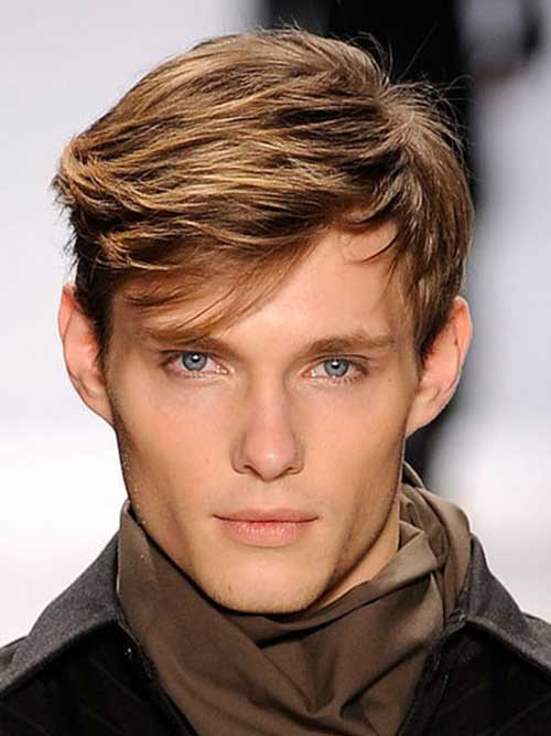 15 Guys with Straight Hair | The Best Mens Hairstyles ...
