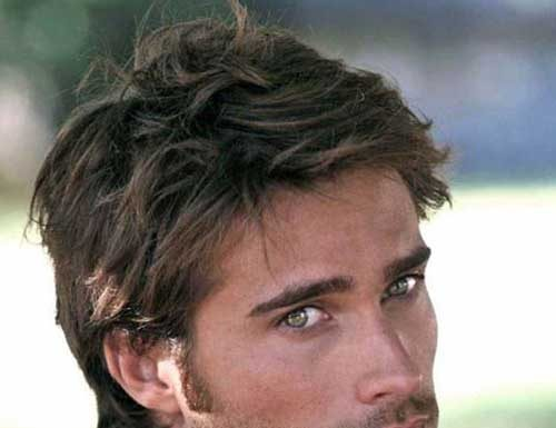 Handsome Hairstyles for Men