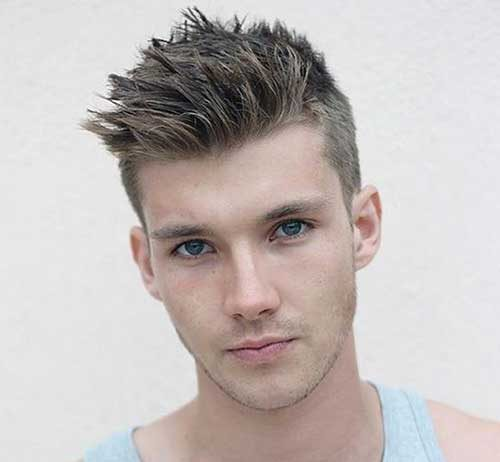Latest Short Side Hairstyles for Boys