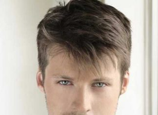 Best Mens Hairstyles for Round Faces