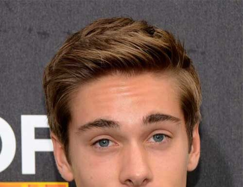 Mens Hairstyles for Straight Nice Hair