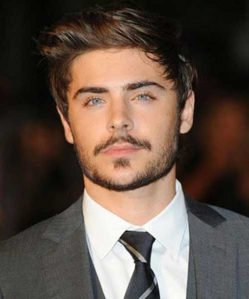 goatee hair styles 20 zac efron hair 2014 2015 mens hairstyles 2018 9111