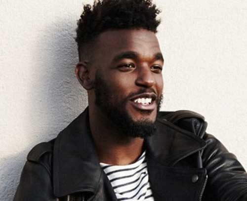 Black Hair Styles For Men: 20 Cool Black Men Curly Hairstyles
