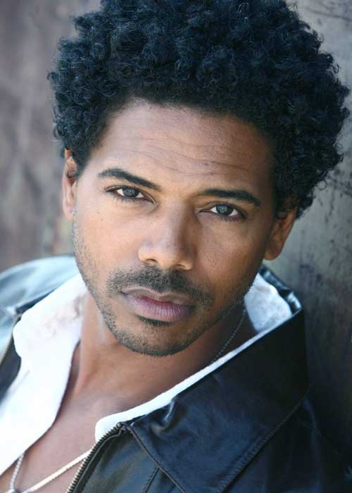20 Cool Black Men Curly Hairstyles | The Best Mens ...
