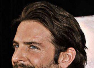 Bradley Cooper Long Hair Pics