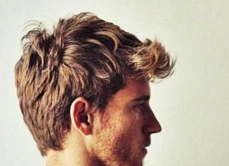 Cool Messy Hairstyles for Guys