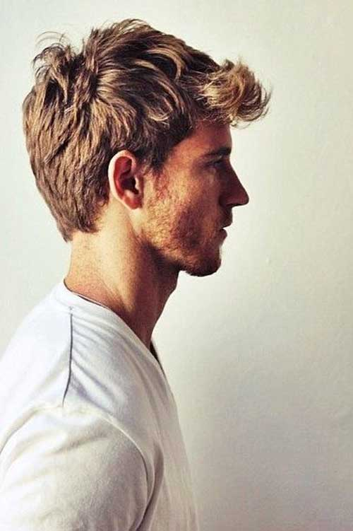 20 Cool Hairstyles for Guys