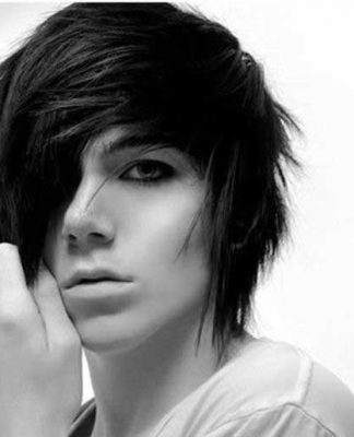Cool Emo Hair for Boys
